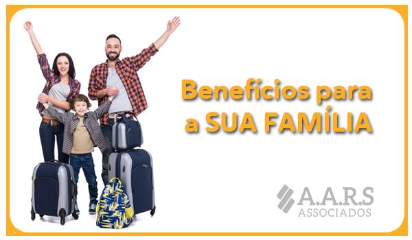 beneficios para a sua familia